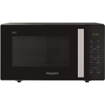 Hotpoint MWH253B Cook 25L Microwave Oven with Grill - Black