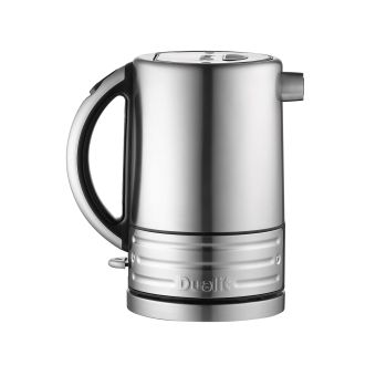 Dualit Architect Brushed Stainless Steel Kettle 72905 - Black