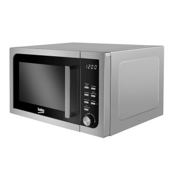 Beko MOF23110X 800W 23L Microwave Oven - Stainless Steel