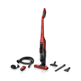 Bosch BCH86PETGB Cordless Vacuum Cleaner - Red