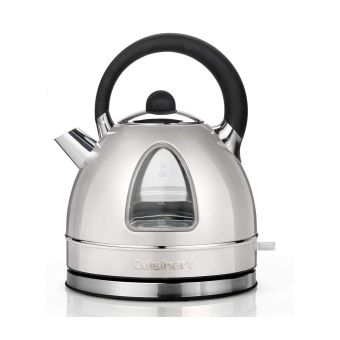 Cuisinart Style Collection 1.7L Traditional Kettle - Frosted Pearl