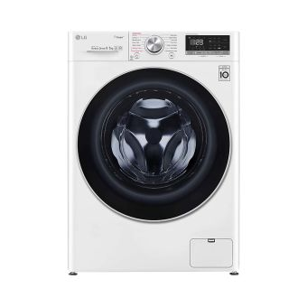 LG FWV595WSE Wifi Connected 9Kg / 5Kg Washer Dryer - White