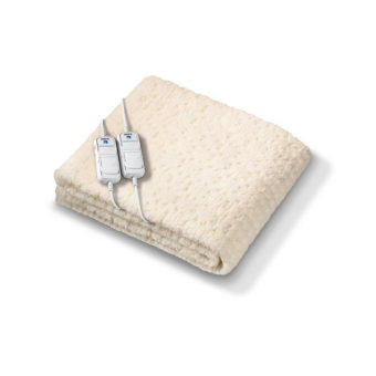 Monogram By BeureR 37963 Kingsize Dual Control Fitted Blanket