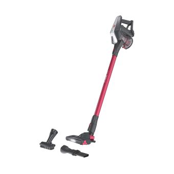 Hoover H-FREE 300 HOME HF322HM Cordless Stick Vacuum Cleaner - Red