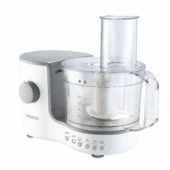 Kenwood FP120 Compact Food Processor, 1.4L - White