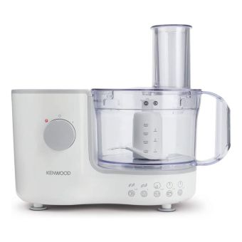 Kenwood FP-120 Compact Food Processor, 1.4 L Bowl - White