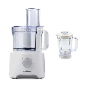 Kenwood FDP301WH Multipro Compact 2.1L Food Processor - White