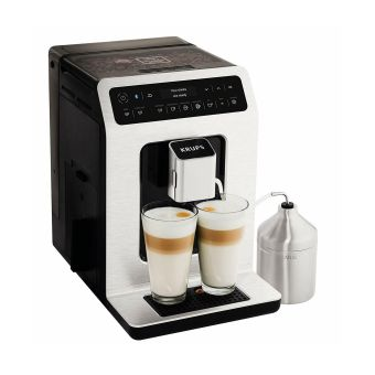 Krups EA893D40 Evidence Automatic Bean to Cup Coffee Machine - Metal