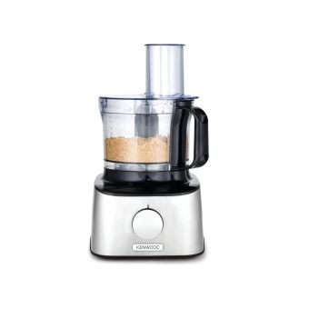 Kenwood Multipro Compact Food Processor FDM302SS, Silver