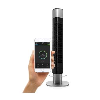 Princess 350000 Smart Tower Fan - Voice Controlled