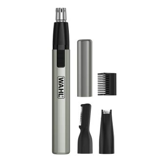 Wahl 5640-1017 Lithium Ion Micro Finisher Detail Trimmer - Silver