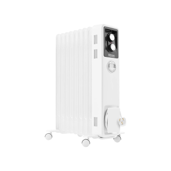 Dimplex 2kW Oil filled radiator with electronic 24 hour timer OCR20TIE