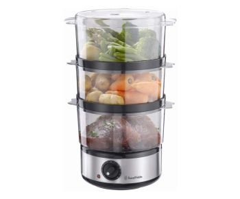Russell Hobbs 14453 Food Collection Compact Food Steamer - Stainless Steel