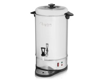 Swan 20 Litre Commercial Catering Water Boiler - Stainless Steel