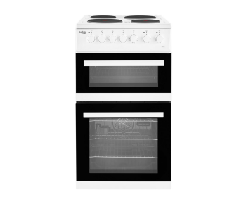 Beko EDP503W 50cm Electric Double Oven with grill Cooker
