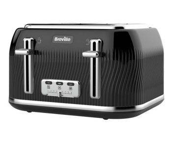 Breville Flow Collection 4-Slice Toaster (3 Colours)