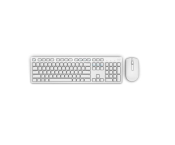 Dell KM636 - Keyboard and Mouse Set