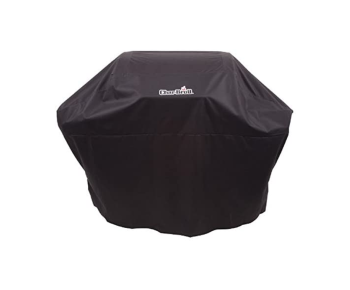 Char-Broil 140 766 - Universal 3-4 Burner Gas Barbecue Grill Cover, Black.