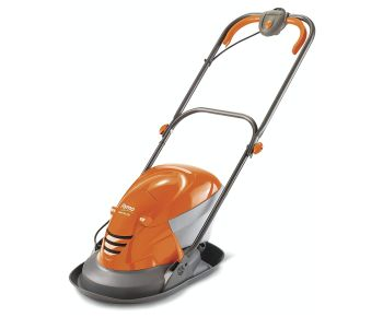 Flymo Hover Vac 250 Electric Hover Collect Lawn Mower - 1400W