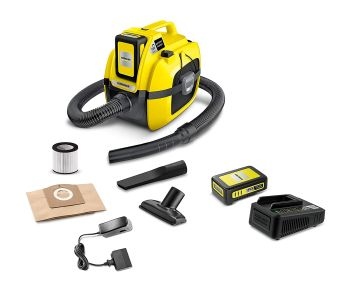 Karcher multi-purpose vacuum cleaner WD 1 Compact Battery Set
