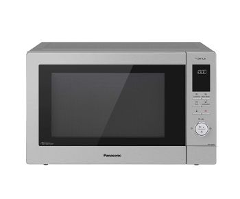 Panasonic NN-CD87KSBPQ 34L Inverter Combination Microwave Oven with turntable - Silver
