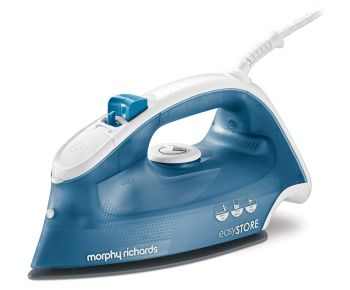 Morphy Richards 300283 Easy Store Steam Iron 2400 W - Blue