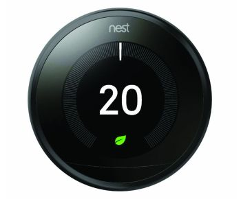 Nest T3029EX Learning Thermostat 3rd Gen - Black
