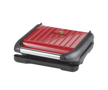 George Foreman 25040 5-Portion Family Grill - Red