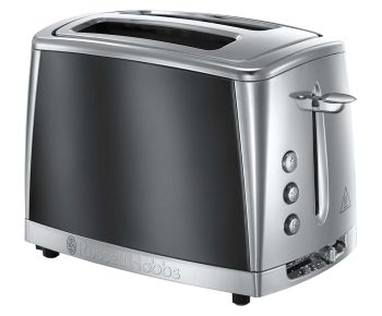 Russell Hobbs Luna Collection 2-Slice Toaster (2 Colours)