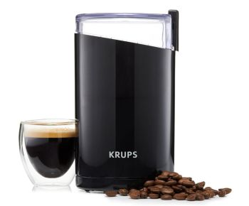 Krups F20342 Twin Blade Coffee & Spice Grinder Mill