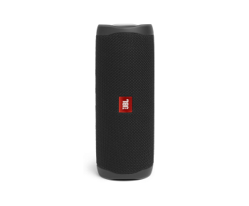 JBL Flip 5 Portable Bluetooth Speaker with Rechargeable Battery, waterproof, PartyBoost compatible, midnight black