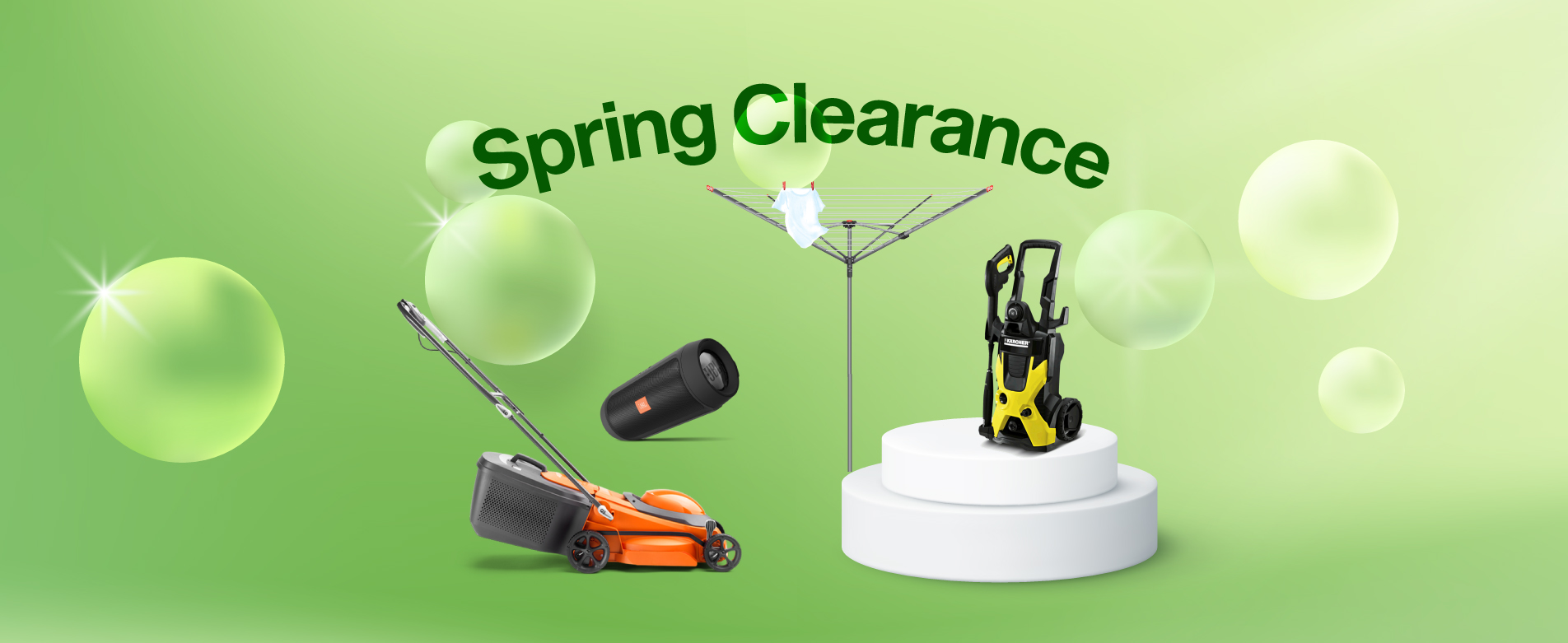 Spring Clearence